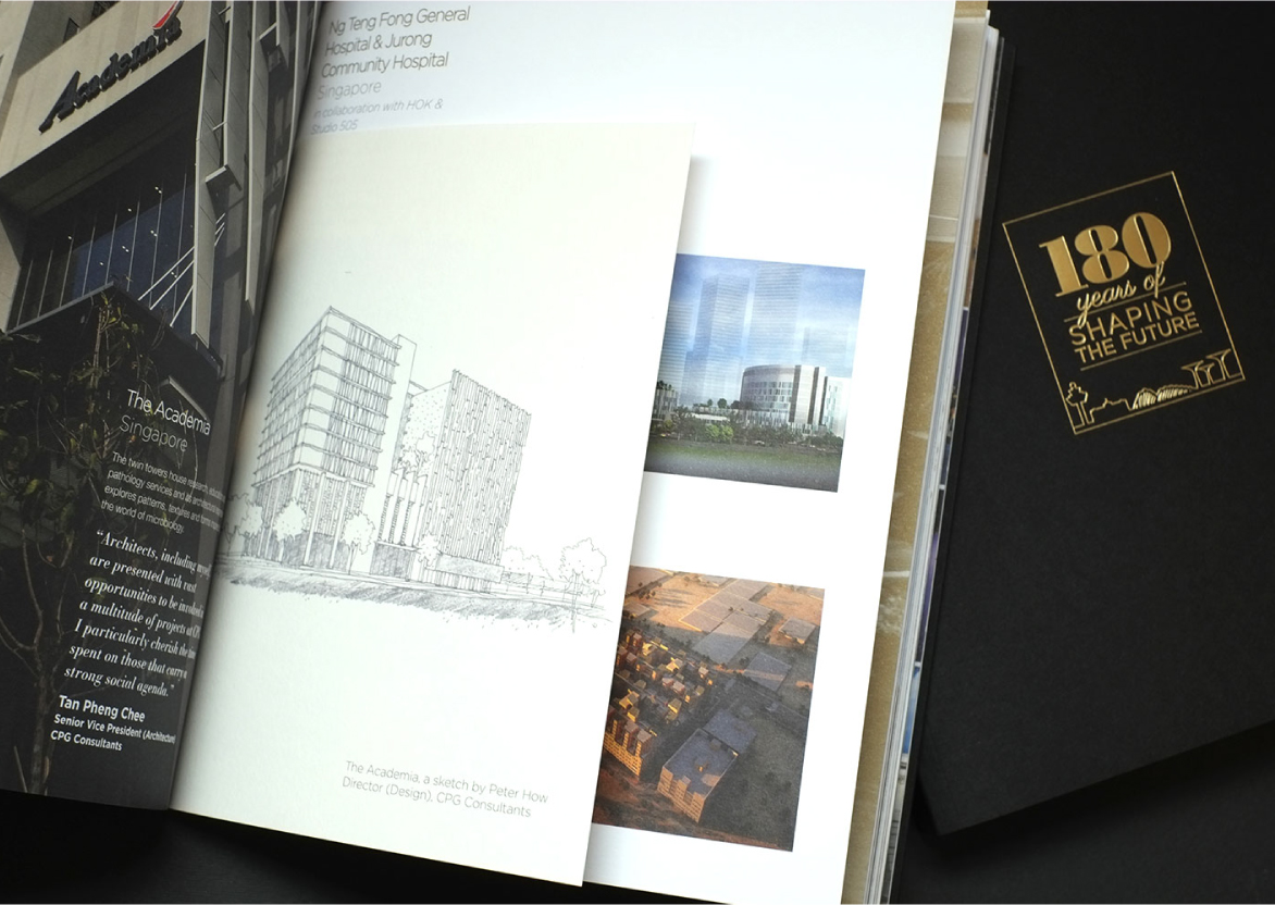 creative design Logo Design, Brochure graphic design and layout for corporate coffee table book
