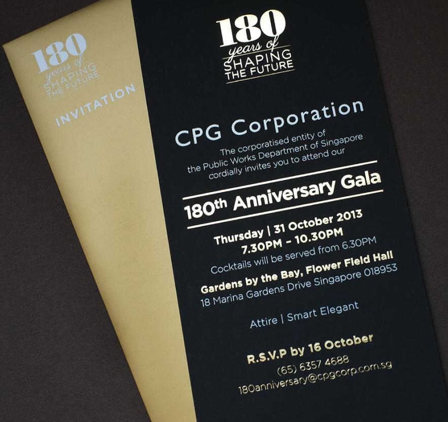 creative design Anniversary Logo Design, DnD invite, Brochure graphic design and layout for corporate coffee table book