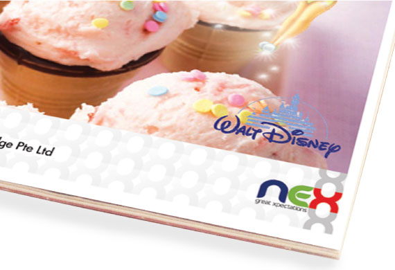 Brand Identity, Logo Design, Stationery Design for NEX Shopping Mall Campaign